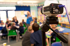 Recording a Lesson – top tips for teachers